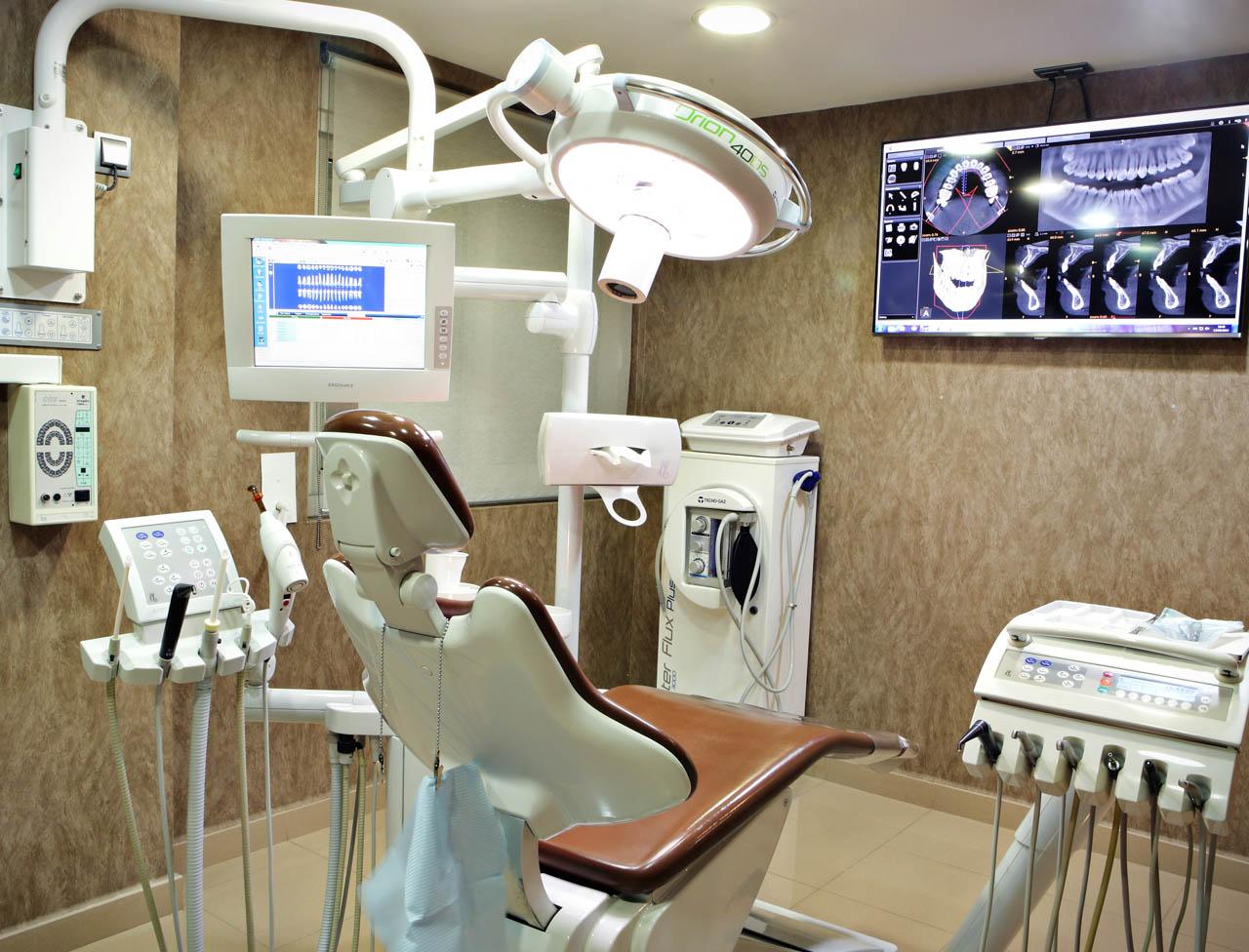 Instalaciones Clínica Dental Dr. Vicente Ferrer