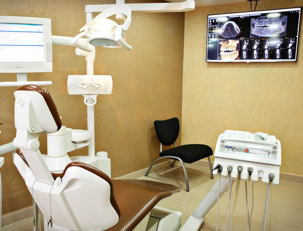 Sala cirugía Clínica Dental Dr. Vicente Ferrer
