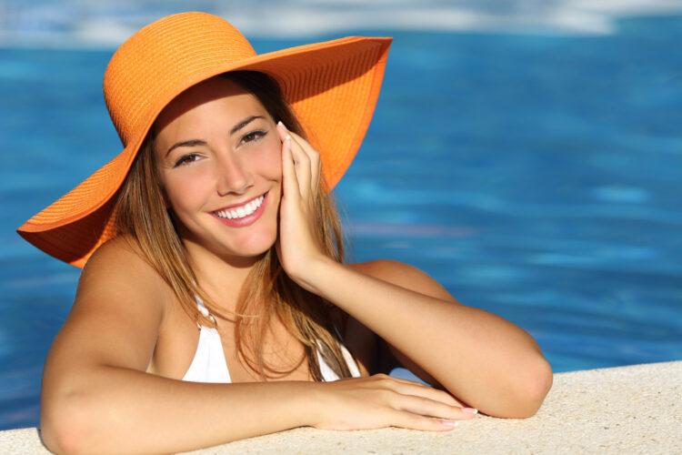 ortodoncia invisible en verano